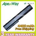 Apexway batería para hp pavilion dv7 serie hdx18 464059-121 464059-141 480385-001 hstnn-db74 hstnn-db75 hstnn-ib74 hstnn-ib75