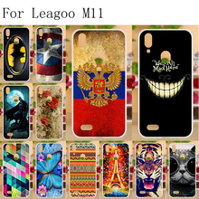 Phone Case For Leagoo M11 Silicone Slim Transparent Soft Gel TPU Protective Cover 6.18 inch Shell Bumper