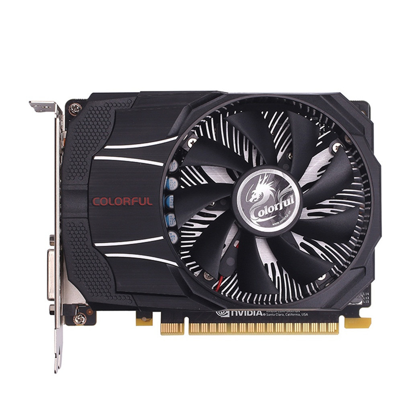 GTX1050Ti Mini OC 4G GDDR5 128Bit PCI Express Game Video Card Graphics Card drop ship Feb 08 c3 кабель orient c391 pci express video 2x4pin 6pin