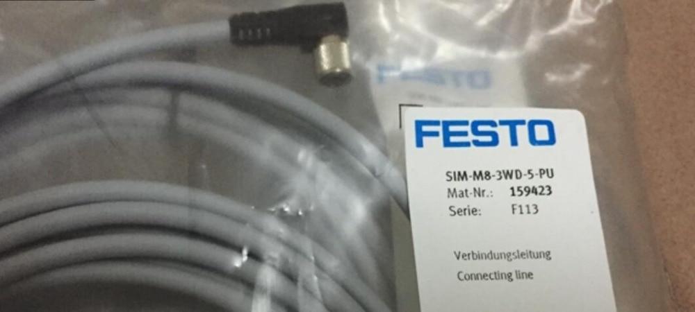 Brand new original authentic  SIM-M8-3WD-5-PU 159425
