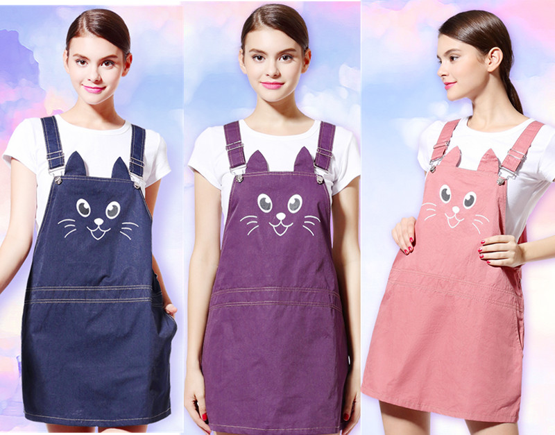 New Embroidery M-2xl Size Anti-radiation Protective Shield Maternity Baby Clothes Anti Radiation Dress