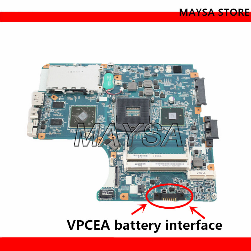 100% SUPER NEW M961 MBX-224 A1794324A ( A1794327A ) MAINBORD P MAINBOARD MOTHERBOARD FOR SONY VPCEA SERIES NOTEBOOK PC