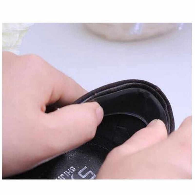 ขายร้อน 1 คู่ซิลิโคนเจล Heel Cushion Foot Care รองเท้า Insoles