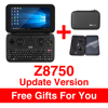 """GPD WIN Game Laptop NoteBook 5.5"""" Handheld Game Console Video Game Player x7-Z8750 Windows 10 System Bluetooth 4.1 4GB/64GB"""
