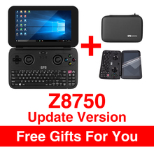 "GPD WIN Game Laptop NoteBook 5.5"" Handheld Game Console Video Game Player x7-Z8750 Windows 10 System Bluetooth 4.1 4GB/64GB(China (Mainland))"