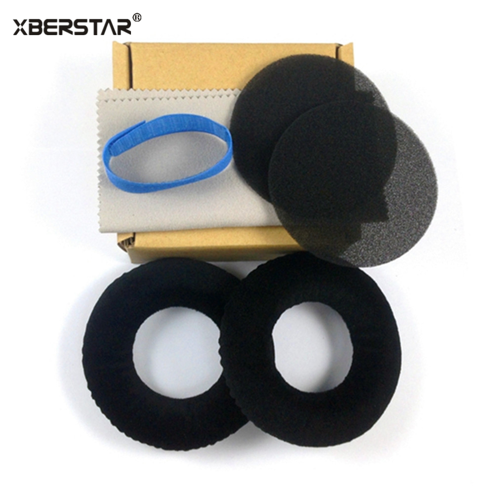 New Replacement Ear Pads For Beyerdynamic DT880 DT860 DT990 DT770 T5P T70 T70P T90 T5P T70 T70P T90 CUSTOM ONE PRO Headphone replacement ear pads for sennheiser hd545 hd565 hd580 hd600 hd650 with ear cup