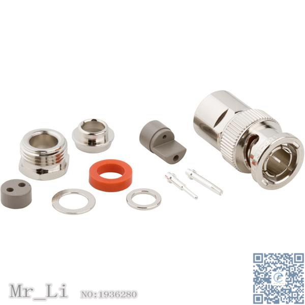 31-224[RF Connectors / Coaxial BNC MLE/FML PLUG] Mr_Li