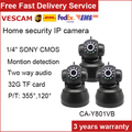 3pcs/lot Promotion Real 720P P2P wireless Ip Camera Wifi IR Night Vision Security cctv IP Camera Audio Wireless Wifi ip Kamepa