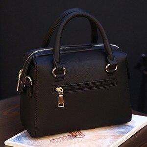 Image 4 - YINGPEI Frauen Nachricht Handtasche Mode Top Griff Schulter Taschen Kleine Casual Körper Tasche Totes Berühmte Marken Designer Hohe Qualität
