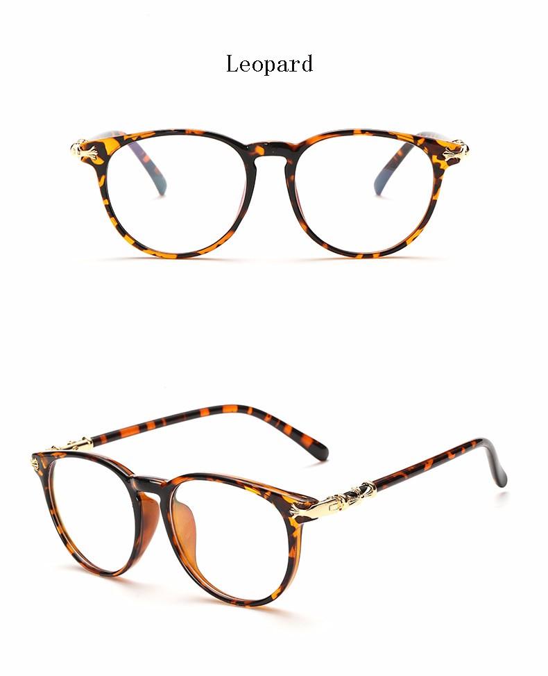Venta caliente mujeres hombres Gafas Marcos oculos de Grau ordenador ... 1bc887372d