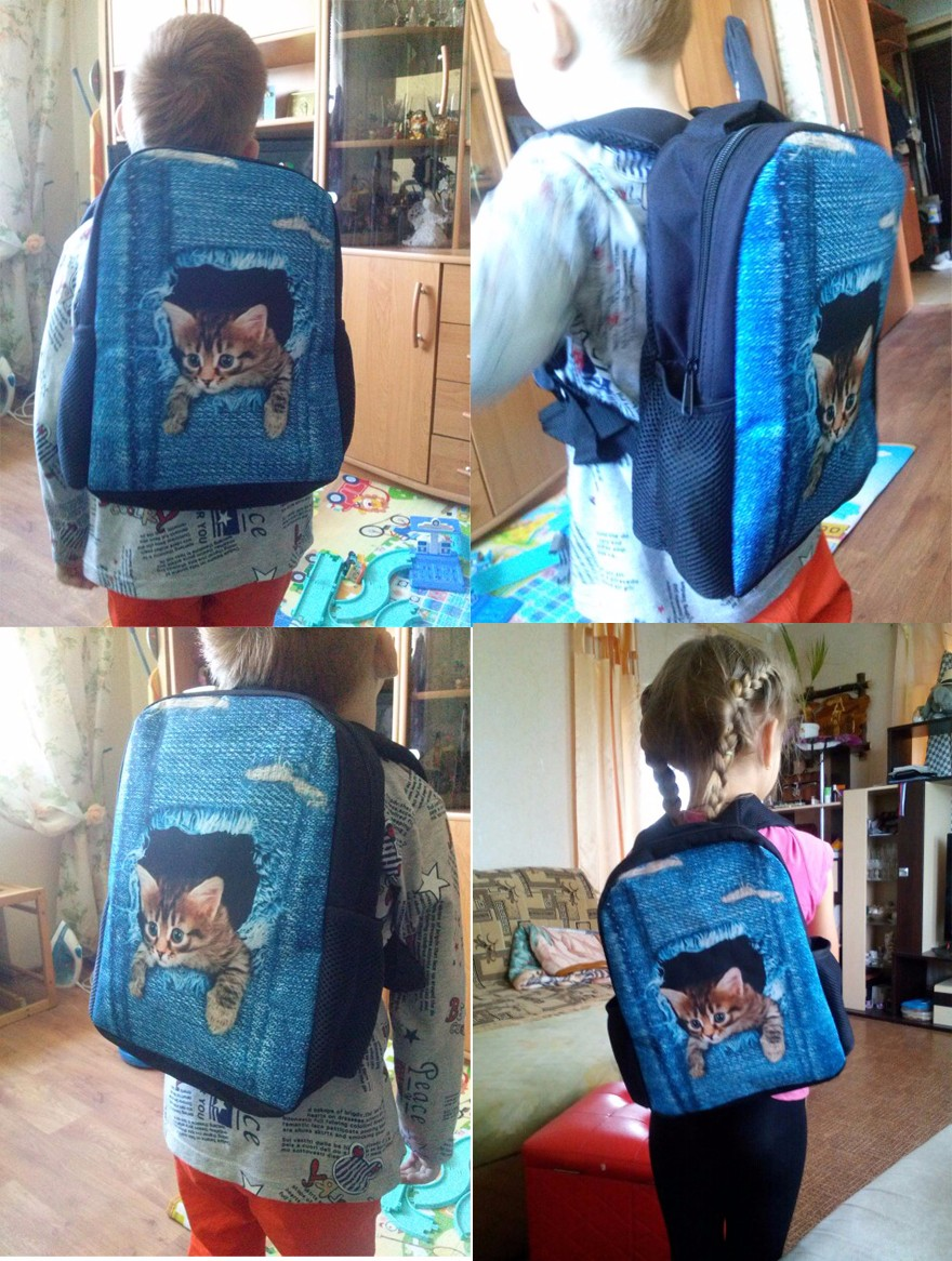 0980d72356a0 3D Zoo Animals School Bags for Boys Dinosaur Tiger Horse Dog Owl Shark  Schoolbag Child Bookbag Kids Backpack for Teenagers GirlsUSD 22.99/piece
