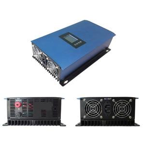 Image 2 - 1000 Вт сетевой инвертор, солнечные панели, батарея, домашняя мощность, PV система, постоянный ток 22 65 в 45 90 В переменного тока 90 130 в 190 в 260 в