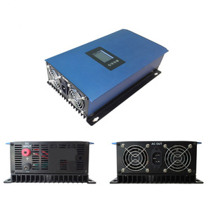 Image 2 - 1000W on Grid Tie Inverter Solar Panels Battery Home Power PV System Sun 1000G2 DC 22 65V 45 90V AC 90V 130V 190V 260V