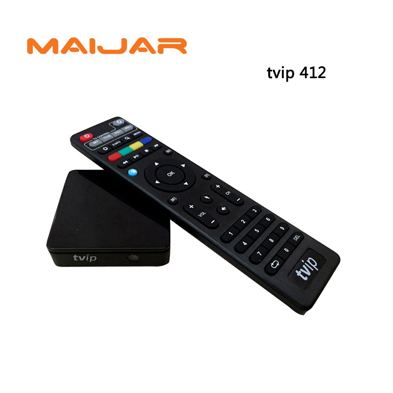 Mini Iptv Box Tvip412 Internet Tv Box TVIP With Wifi Linux Os Support M3U Stalker EPG Youtube Airplay Set Top Box Tvip410 Plus обогреватель в салон airline aah 12 01