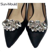 Diy women s shoes rhinestone flower buckle cilp wedding shoes bouquet  decoration ornaments charms shoes charms accessory 9faf8da171cc