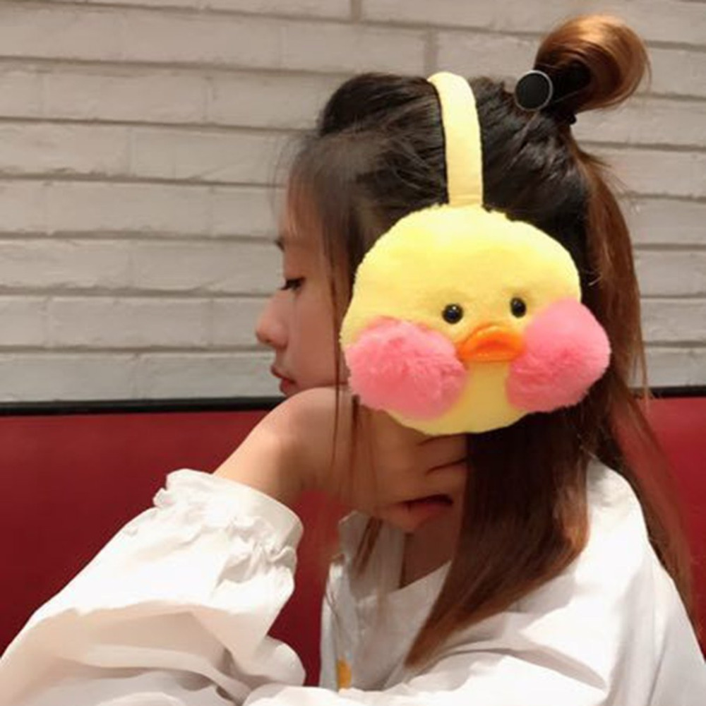 2018 Women Faux Fur Earmuffs Girls Cute Plush Fluffy Ear Warm Rabbit Ems Adjustable Headband Army Camo For Baby Earmuff Muffs Lady Earlap Winter Thermal Cover Hot In From Womens