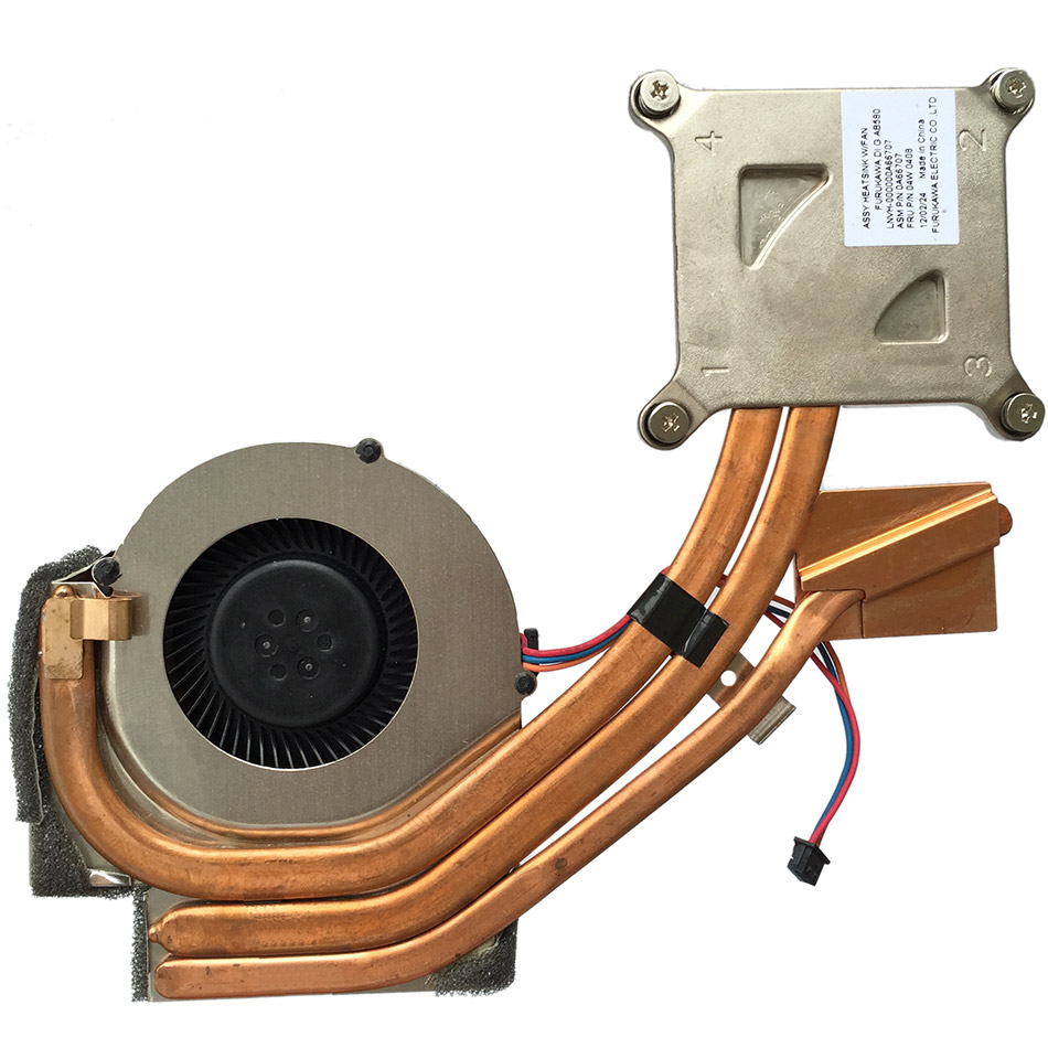 New Original Cooling Fan For Lenovo ThinkPad T420I T420 Cooler Radiator Heatsink & Fan 04W0408  Free shipping new original cooling fan for lenovo thinkpad x201t cooler radiator heatsink