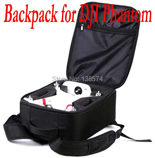 b851565c73 DJI Phantom 2 TMC Foam Traveling Case Shoulder Bag Protective Backpack Out  door