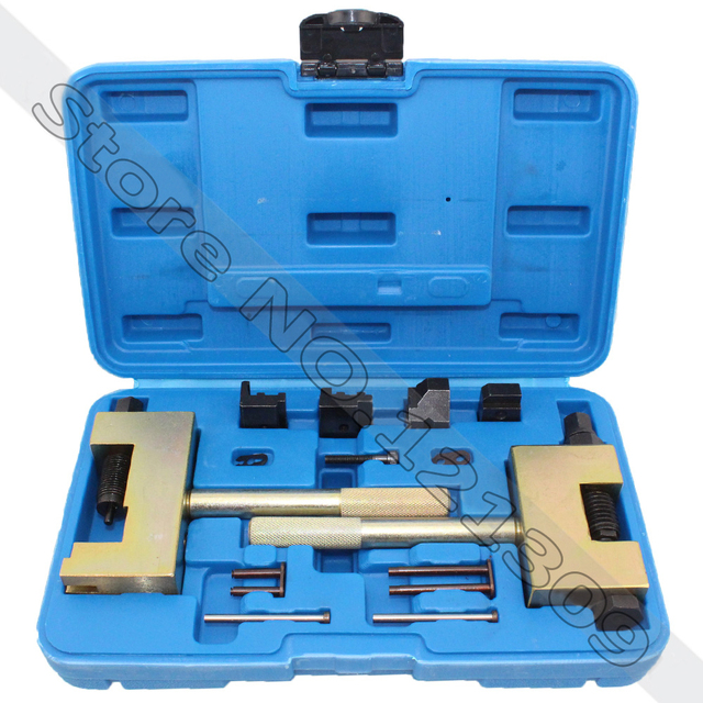 Mercedes Benz Riveting Tool Set for Engine Timing Chain Removal/Installer CHAIN BREAKER