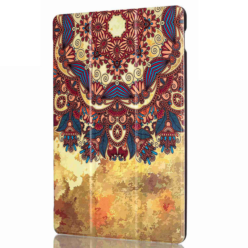 PU Leather Painted Case For Lenovo Tab 2 A10 70F Case Cover For Tab2 A10-70 70 A10-70F A10-70L A10-30 X30F 10.1'' Tablet
