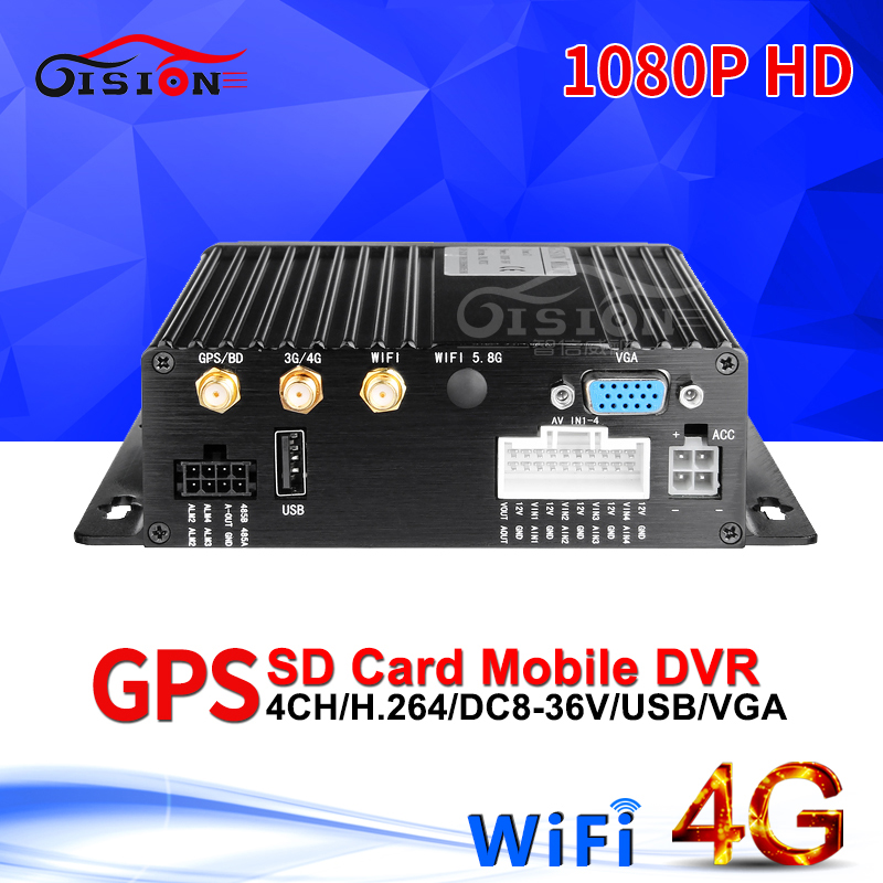 4G GPS WIFI 4CH Car Mobile Dvr H.264 AHD Video Mdvr Real Time Surveillance PC/Phone Remote View GPS Positioning 1080P Car Dvr4G GPS WIFI 4CH Car Mobile Dvr H.264 AHD Video Mdvr Real Time Surveillance PC/Phone Remote View GPS Positioning 1080P Car Dvr