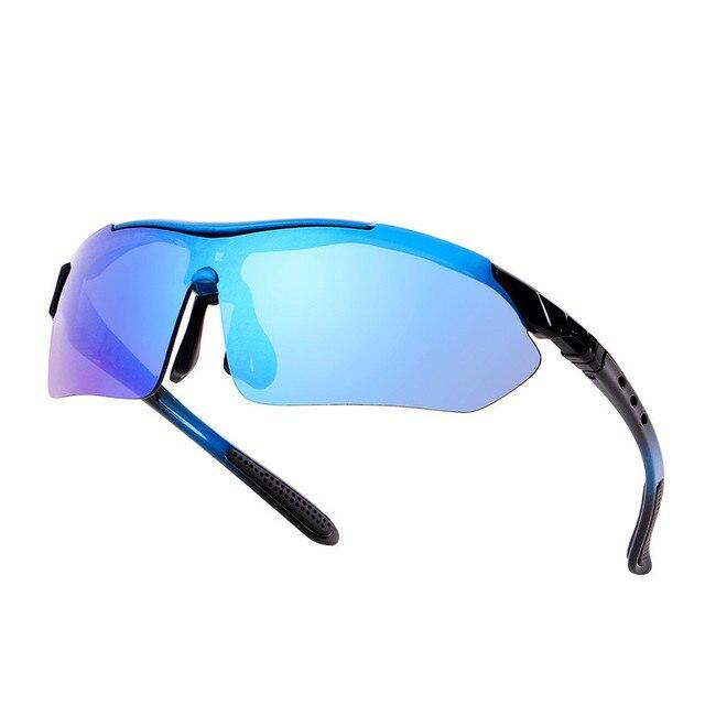 Polarisées Lunettes De Vélo Cyclisme Lunettes UV400 lunettes de Soleil  Sport vtt gafas ciclismo sportbrillen Ski 787df9c69ef4