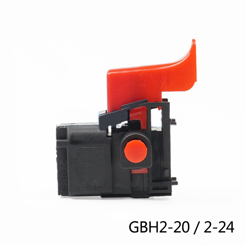 High-quality! Electric hammer Drill Speed Control Switch for Bosch GBH2-20/20S/GBH2-24,Power Tool Accessories free shipping original electric hammer drill speed control switch for bosch tsb1300 gsb500re power tool accessories