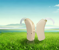 Newsound Vanpro800 hearing device digital programmable 8 channel Telecoil Tinnitus treatment super power MPO control hearing aid