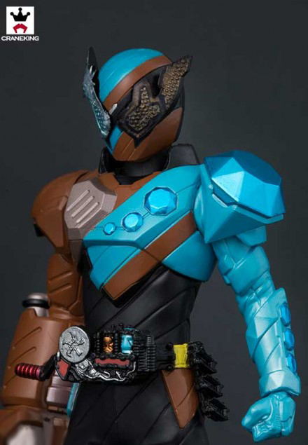 "Image 4 - 100% Original Banpresto DXF Collection Figure   Masked Rider BUILD Gorilla Mond Form from ""Kamen Rider BUILD""Action & Toy Figures   -"