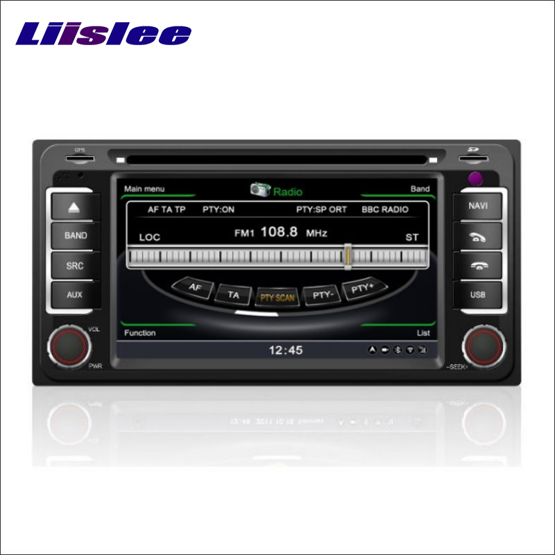 Liislee For Toyota Succeed 2002~2012 Car DVD Player GPS Map Navi Navigation Radio Stereo CD iPod BT HD Screen Multimedia System housefit hg 2104
