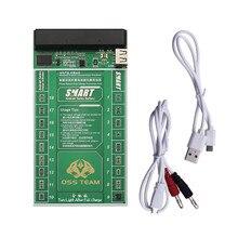 삼성 테스트 케이블 배터리 활성화 보드 안드로이드 시리즈 스마트 폰 배터리 빠른 충전 2 1 도구 화웨이