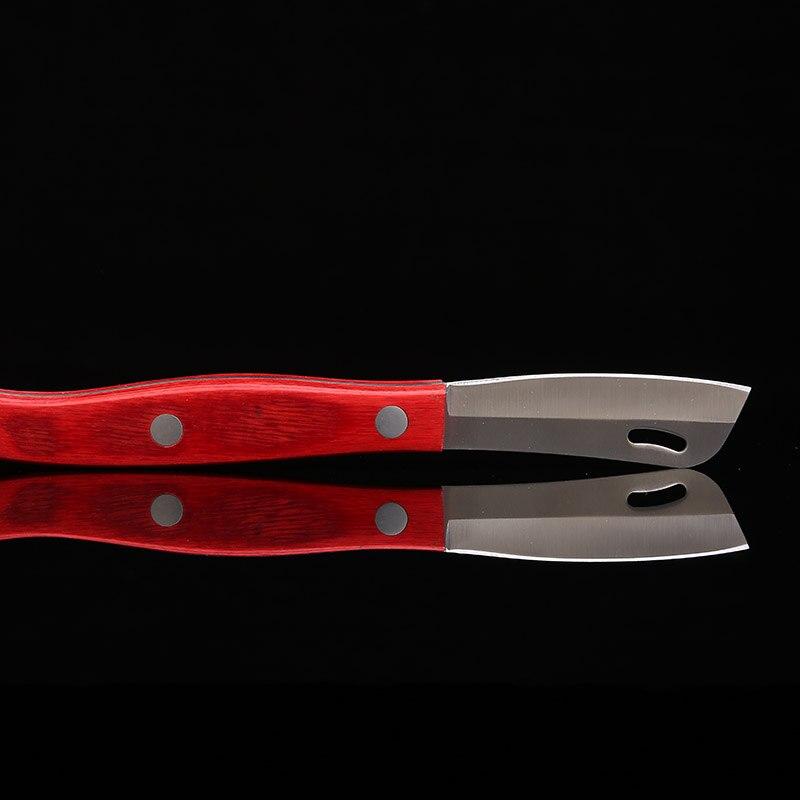 כלי גינון ידני MALELION ניו ידני לחיתוך עץ Graft סכין באד סכין קטיף כלי עץ בונסאי סכין פירות עץ הארכת גינון (3)