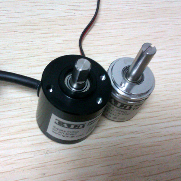 Free Shipping 10bit Digital Angle Measurement Hall effect magnetic Rotary Encoder analogue output angular sensor HAN18U5VA1 free shipping roland sp540 encoder strip sensor