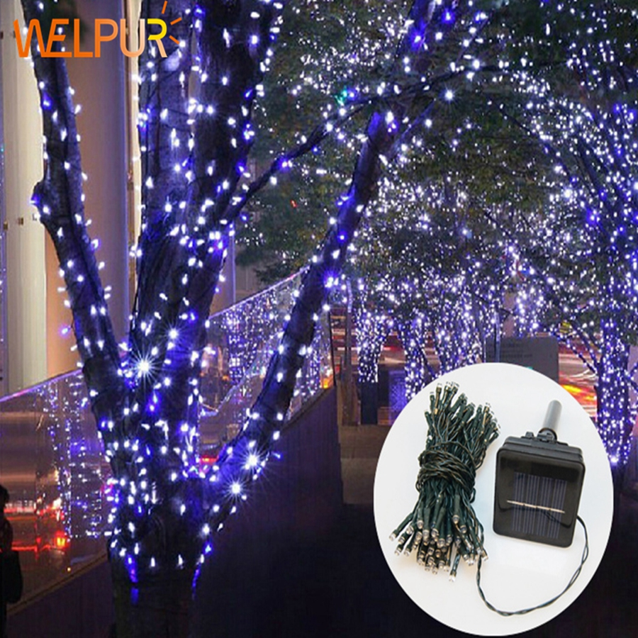 Online Buy Wholesale solar christmas light from China ...