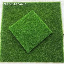 Micro Landscape Decoration DIY Mini Fairy Garden Simulation Plants Artificial Fake Moss Decorative Lawn Turf Green Grass(China)