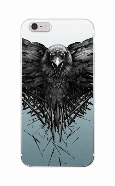 Game of Thrones Soft Phone Cases