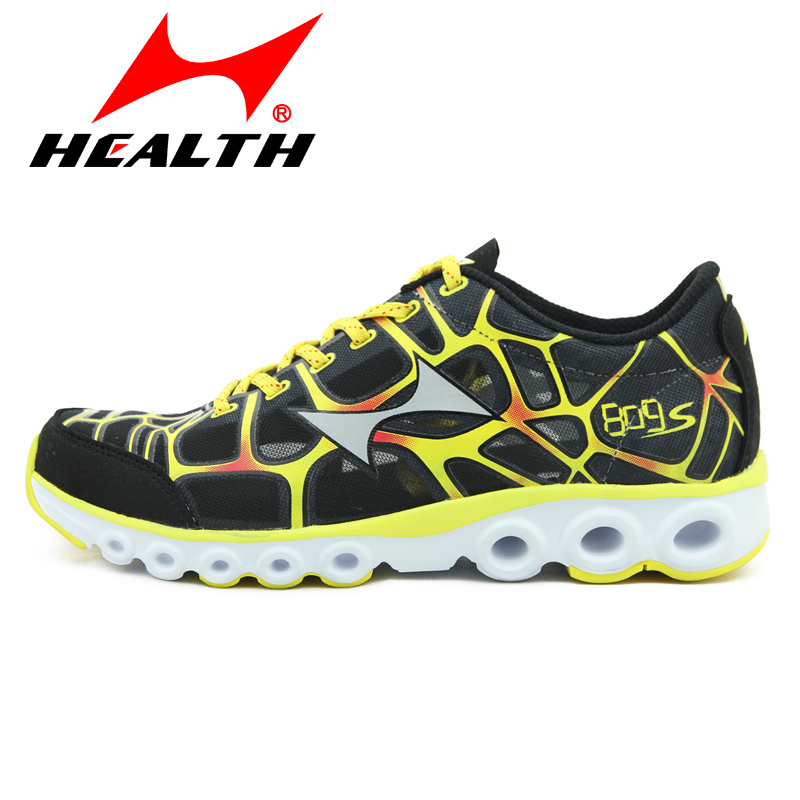 Health cheap running shoes for men shock absorption jogging sport shoes male summer network breathable women sneakers size 35-44 dali 16 1 6ав
