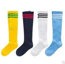 new children kids sports soccer socks Braces boys girls leggings Supports cotton football socks baby knee