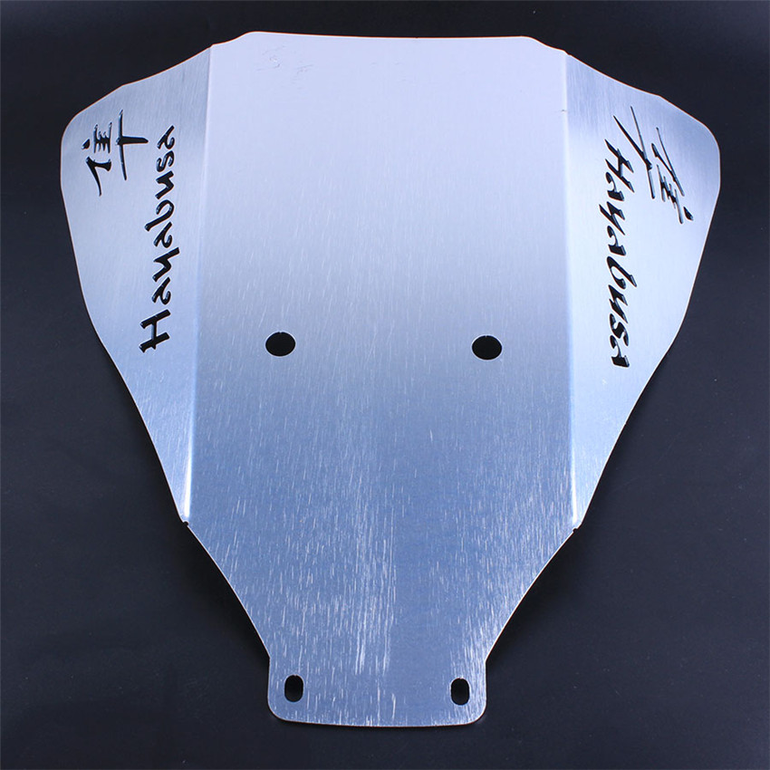 Chrome Lower Belly Pan Under Wing For Suzuki Hayabusa GSX1300R 1999-2007 2004 2005 2006 rear seat cover tail section fairing cowl for suzuki hayabusa gsxr1300 gsx1300r 1999 2000 2001 2002 2003 2004 2005 2006 2007