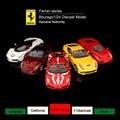 Maisto Escala 1/24 California/F430/F12 Berlinett/Enzo/Laferrari Serie Diecast Model Car Juguetes para Niños