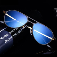 Round glasses Fashion Myopia Titanium frames Optical Glasses Women and Men Full Frame Prescription