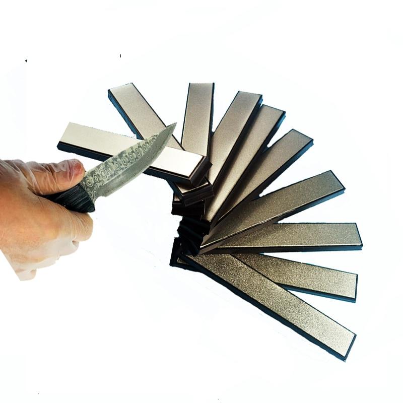 10kom. Diamantni Honi kamen Kuhinjski nož EDGE Apex ostrenje - Kuhinja, jedilnica in bar