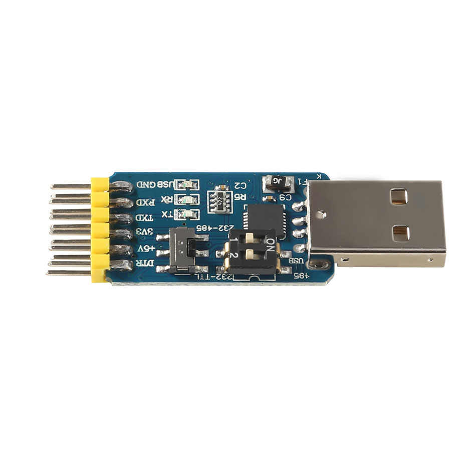USB to TTL RS232 USB TTL to RS485 Mutual Convert 6 in 1 Convert Module CP2102