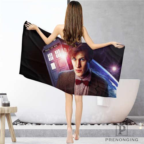 Bathroom Washcloth Towels Face Towel/bath Towel Shower Towels Size 33x74cm/72x143cm#18-12-17-05-235 Various Styles Frank Custom Doctor-who- 1