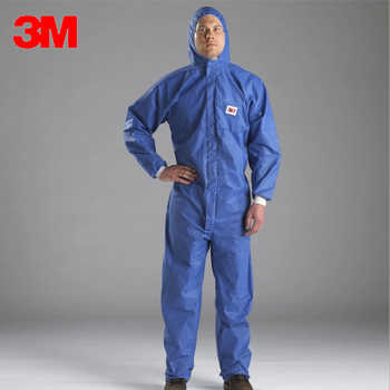 3M 4532 Protective Coverall CleanRoom Clothes Anti static Anti chemical liquid splash Radiation protection effective particles - DISCOUNT ITEM  42% OFF All Category