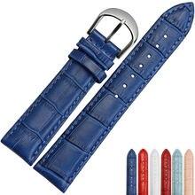 Сменный ремешок для часов casio кожаный браслет из телячьей