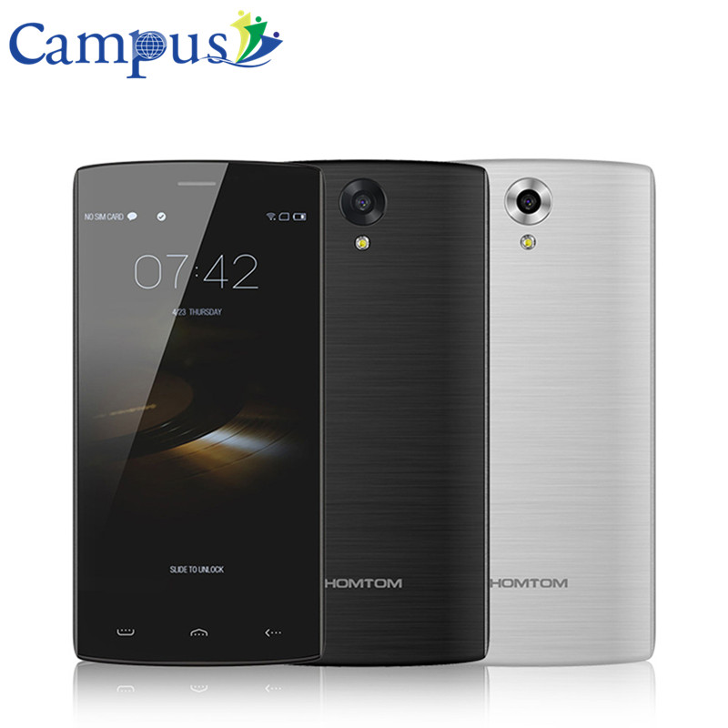 CAMPUS HOMTOM HT7 PRO 5 5 HD 1280 720 Smartphone Android 5 1 Quad core MTK6735