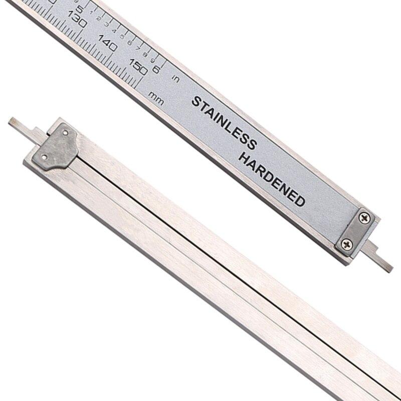 قياس الميكرومتر الورنية ستانلس
