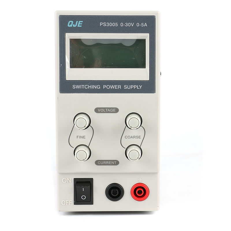 Φ_ΦQje ps3005 30 V 5a profesional LCD Digital alimentación DC ...