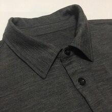 100% Australia Merino Daily Polo Mens Short Sleeve , Mens Merino Wool Daily Polo Shirt , 2 Colors, 180GSM size XS to XL
